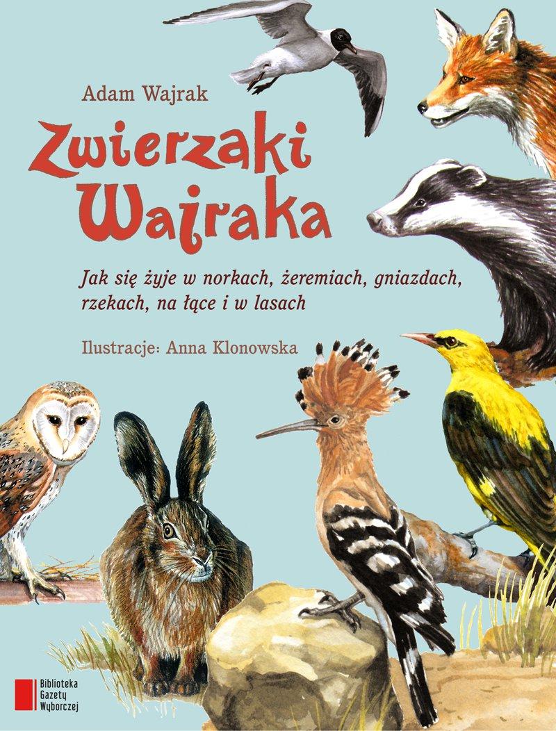 Zwierzaki Wajraka - Ebook (Książka EPUB) do pobrania w formacie EPUB
