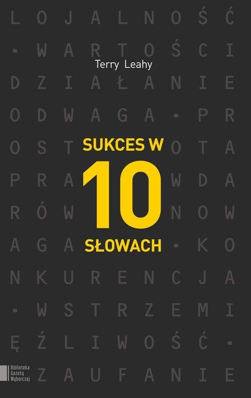 Sukces w 10 słowach - Ebook (Książka EPUB) do pobrania w formacie EPUB