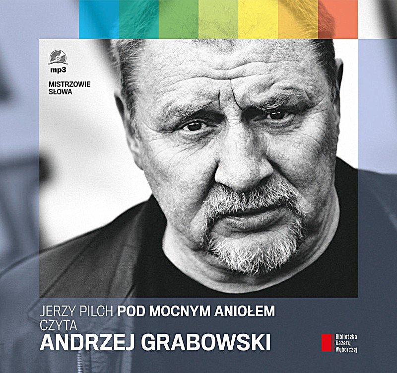 Pod Mocnym Aniołem - Audiobook (Książka audio MP3) do pobrania w całości w archiwum ZIP