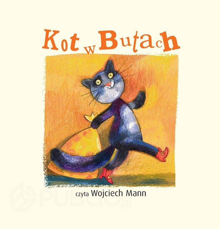 Kot w Butach - Audiobook (Książka audio MP3) do pobrania w całości w archiwum ZIP