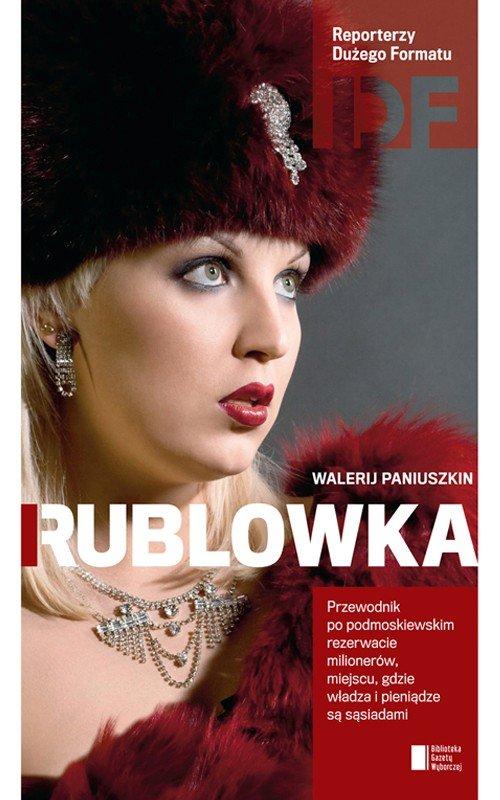 Rublowka - Ebook (Książka EPUB) do pobrania w formacie EPUB