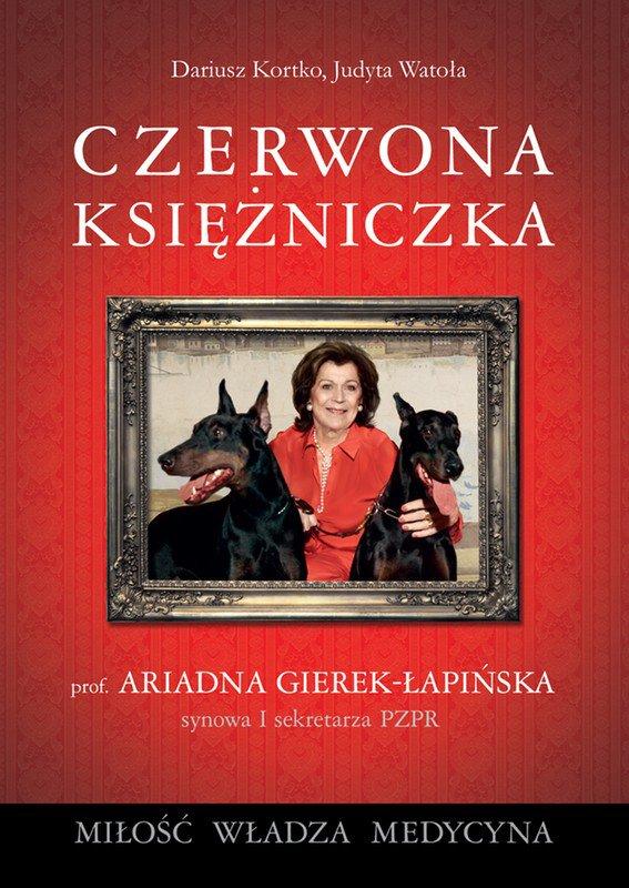 Czerwona księżniczka - Ebook (Książka EPUB) do pobrania w formacie EPUB
