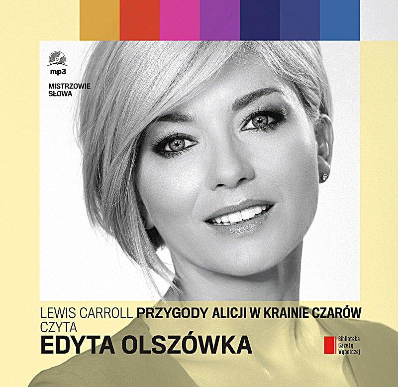 Przygody Alicji w Krainie Czarów - Audiobook (Książka audio MP3) do pobrania w całości w archiwum ZIP
