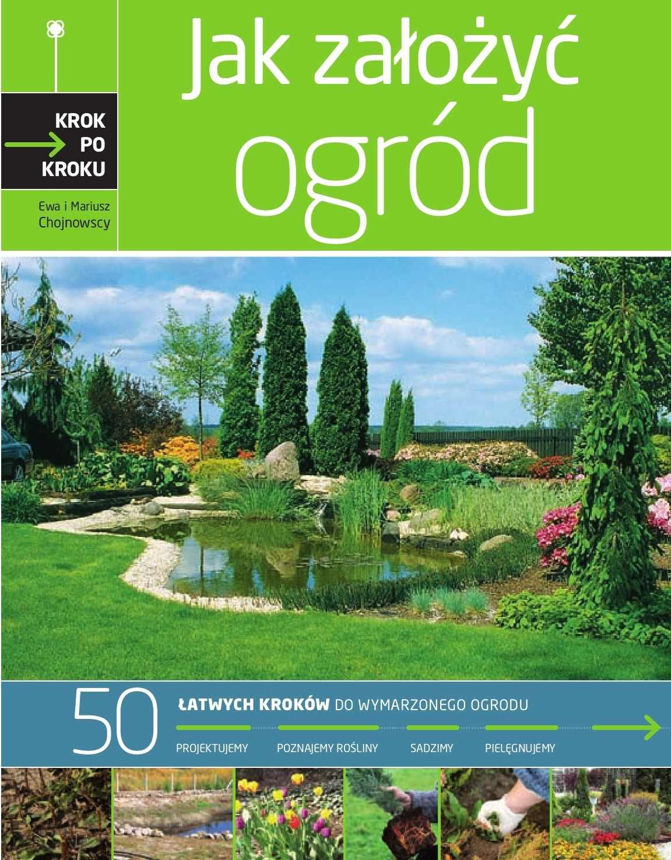 Jak założyć ogród - Ebook (Książka PDF) do pobrania w formacie PDF