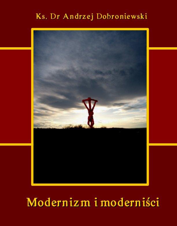 Modernizm i moderniści - Ebook (Książka na Kindle) do pobrania w formacie MOBI