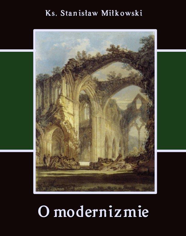 O modernizmie - Ebook (Książka na Kindle) do pobrania w formacie MOBI