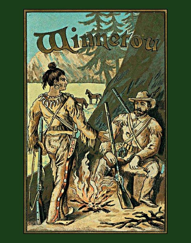 Winnetou - całość 3 tomy - Ebook (Książka na Kindle) do pobrania w formacie MOBI