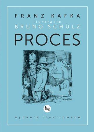 Proces - wydanie ilustrowane - Ebook (Książka EPUB) do pobrania w formacie EPUB