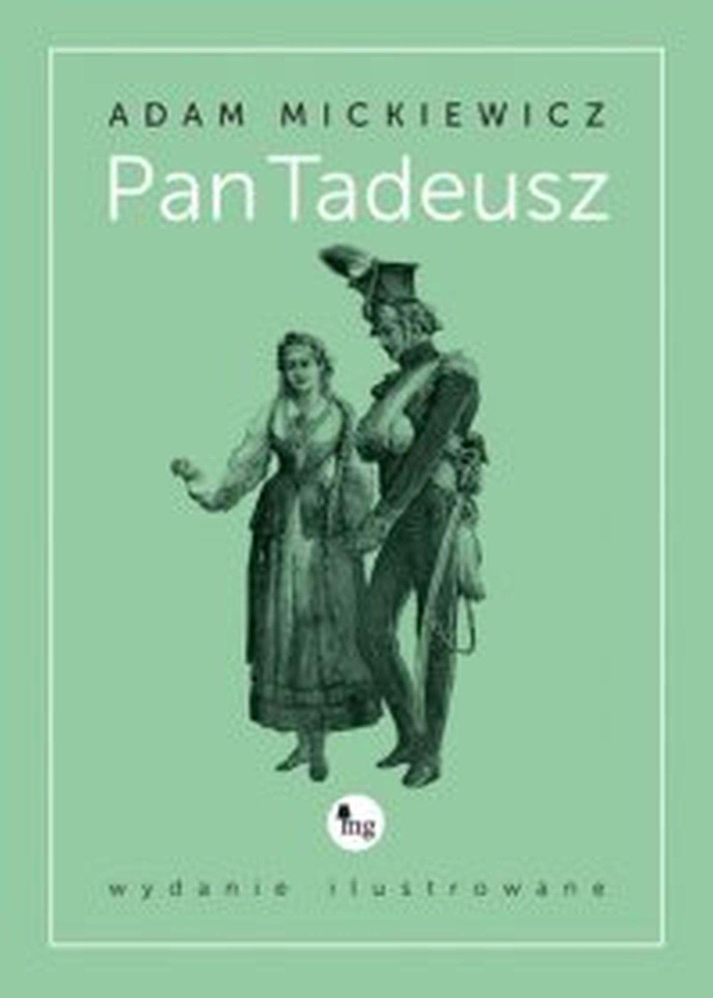 Pan Tadeusz. Wydanie ilustrowane - Ebook (Książka EPUB) do pobrania w formacie EPUB