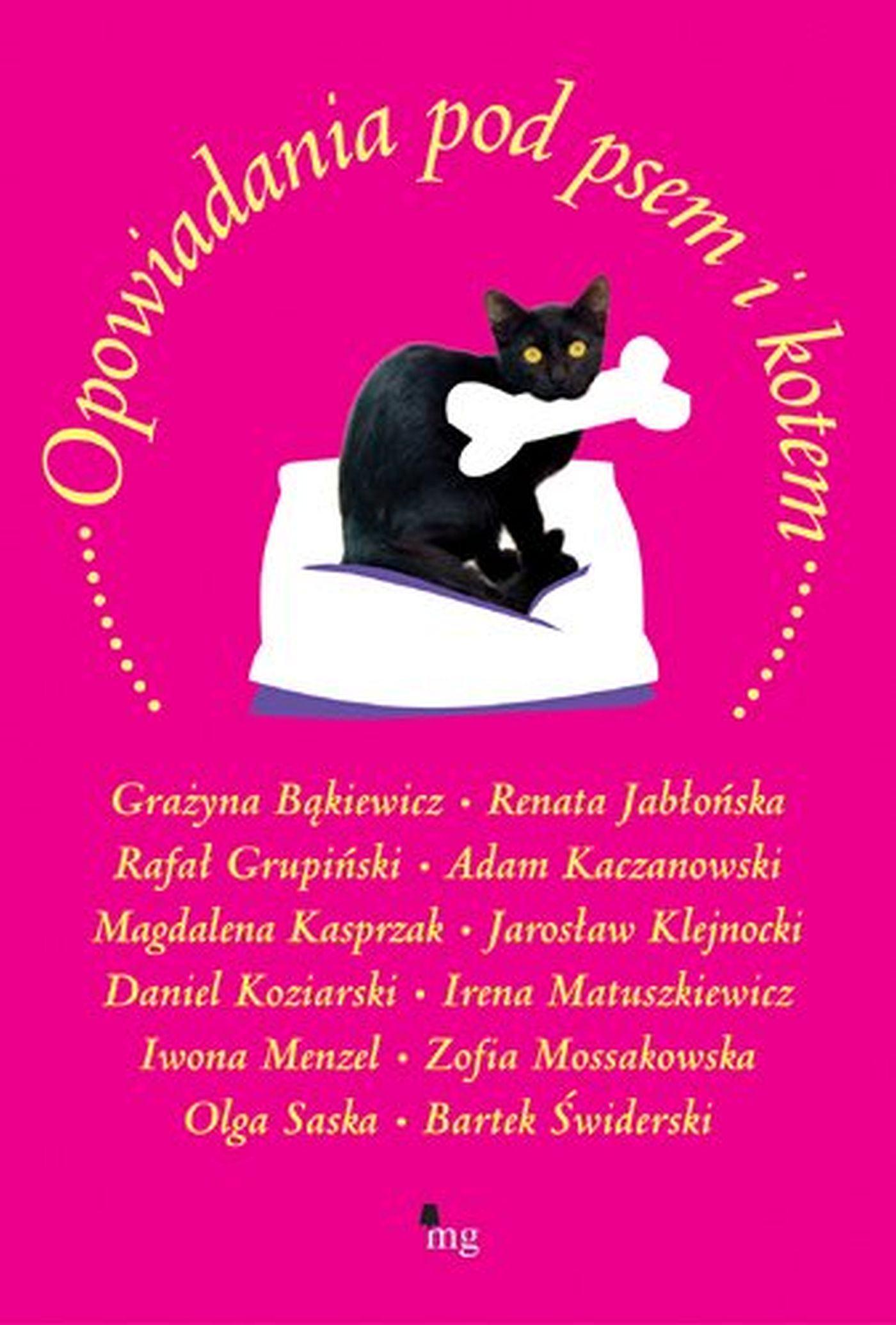 Opowiadania pod kotem i psem - Ebook (Książka EPUB) do pobrania w formacie EPUB