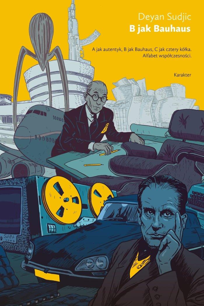 B jak Bauhaus - Ebook (Książka na Kindle) do pobrania w formacie MOBI