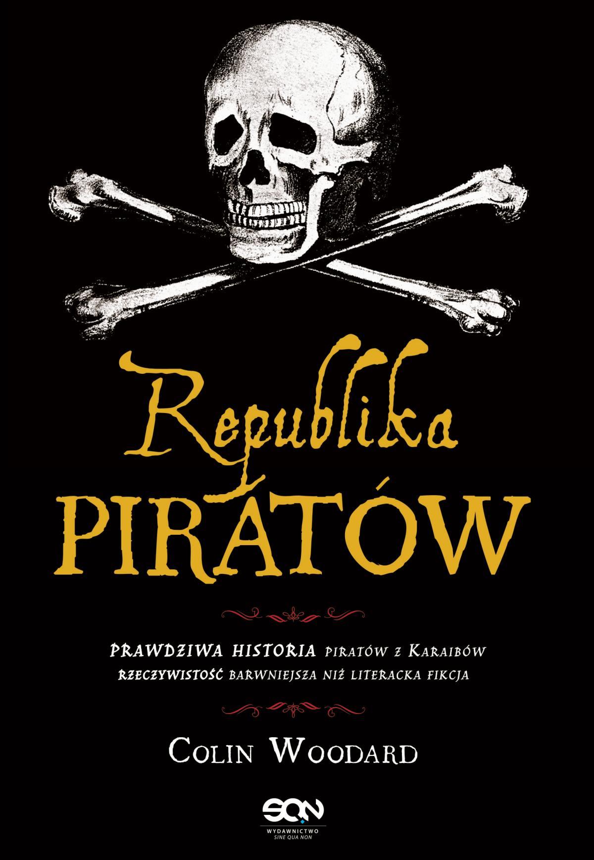 Republika Piratów - Ebook (Książka EPUB) do pobrania w formacie EPUB