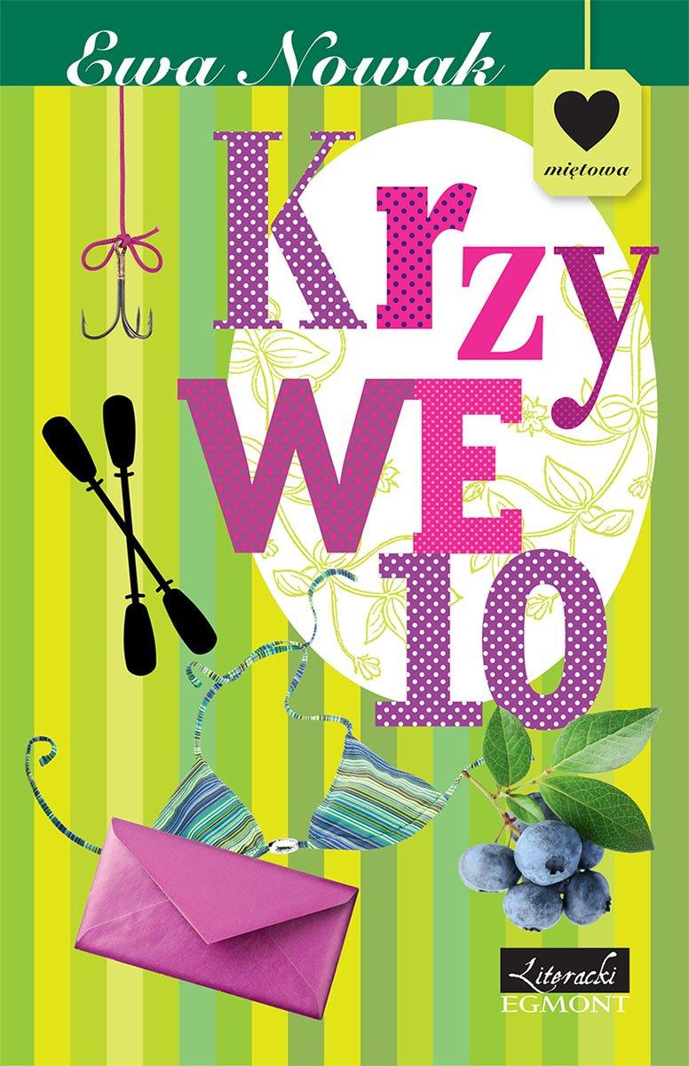 Krzywe 10. Seria Miętowa - Ebook (Książka na Kindle) do pobrania w formacie MOBI