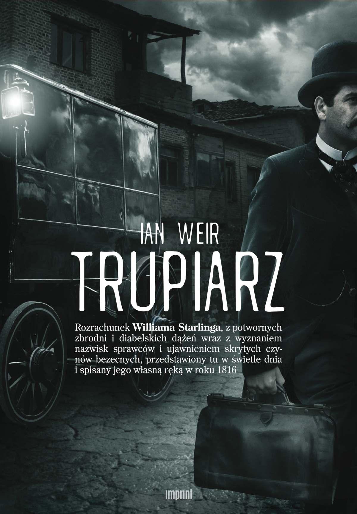 Trupiarz - Ebook (Książka EPUB) do pobrania w formacie EPUB
