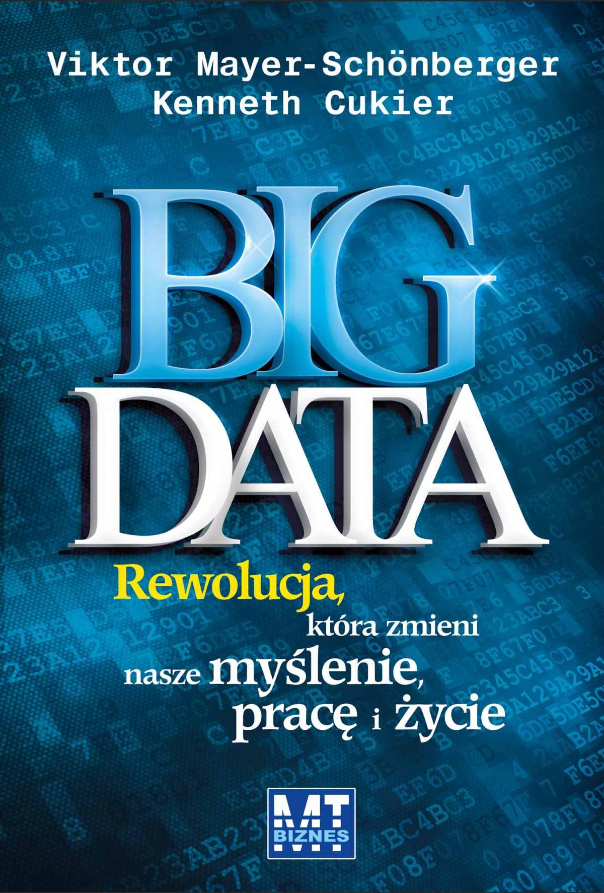 Big Data - Ebook (Książka na Kindle) do pobrania w formacie MOBI