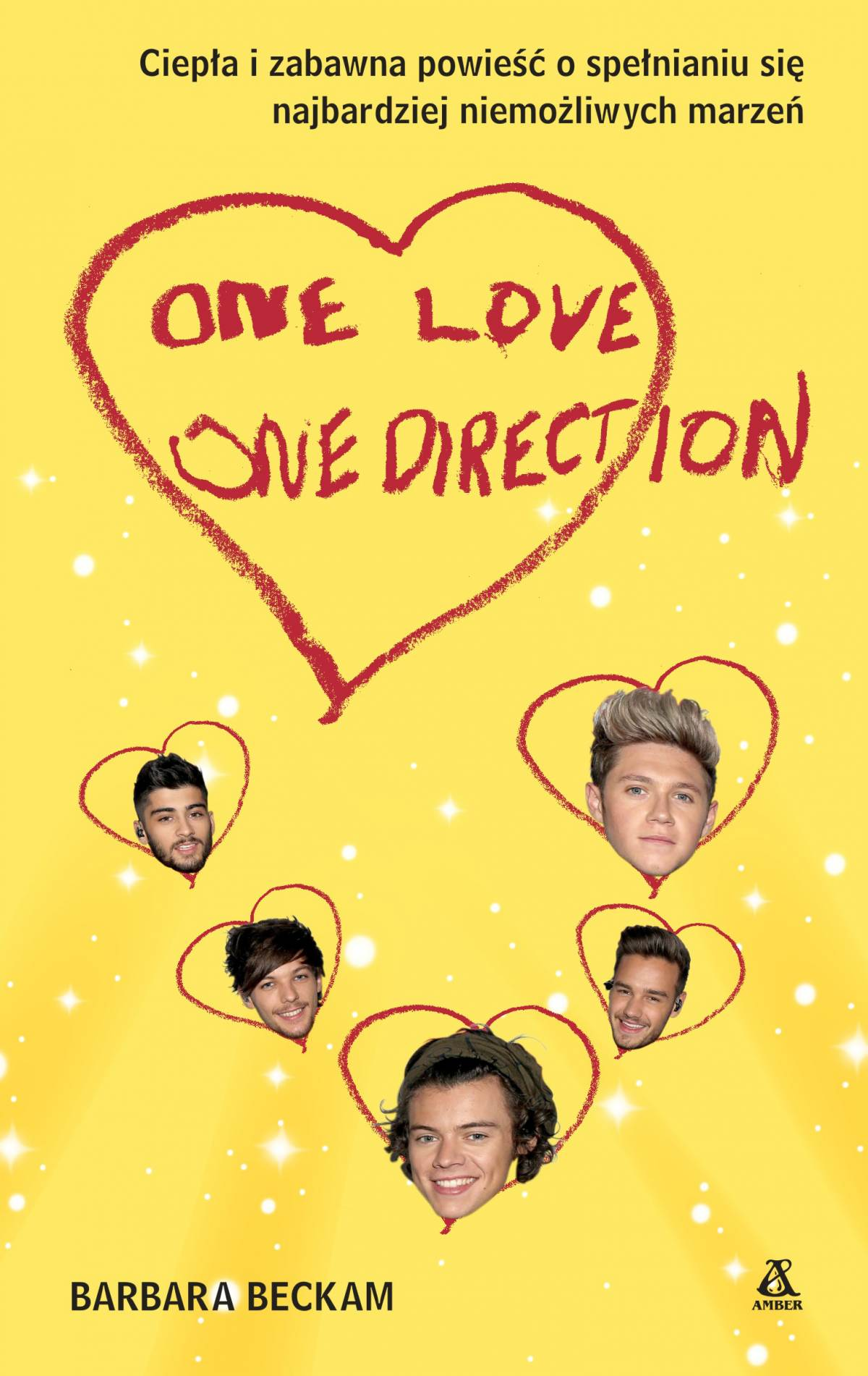 One Love. One Direction - Ebook (Książka na Kindle) do pobrania w formacie MOBI
