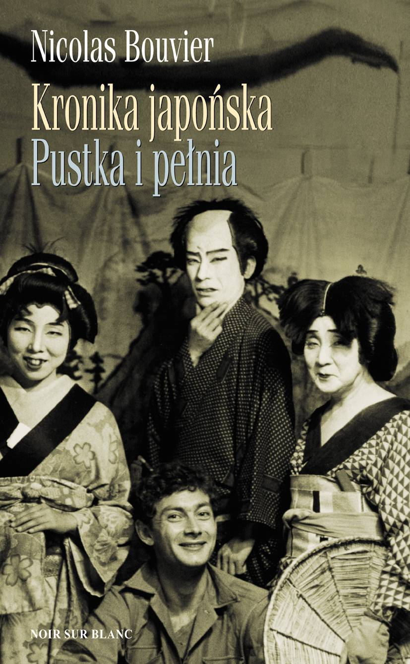 Kronika japońska. Pustka i pełnia - Ebook (Książka EPUB) do pobrania w formacie EPUB