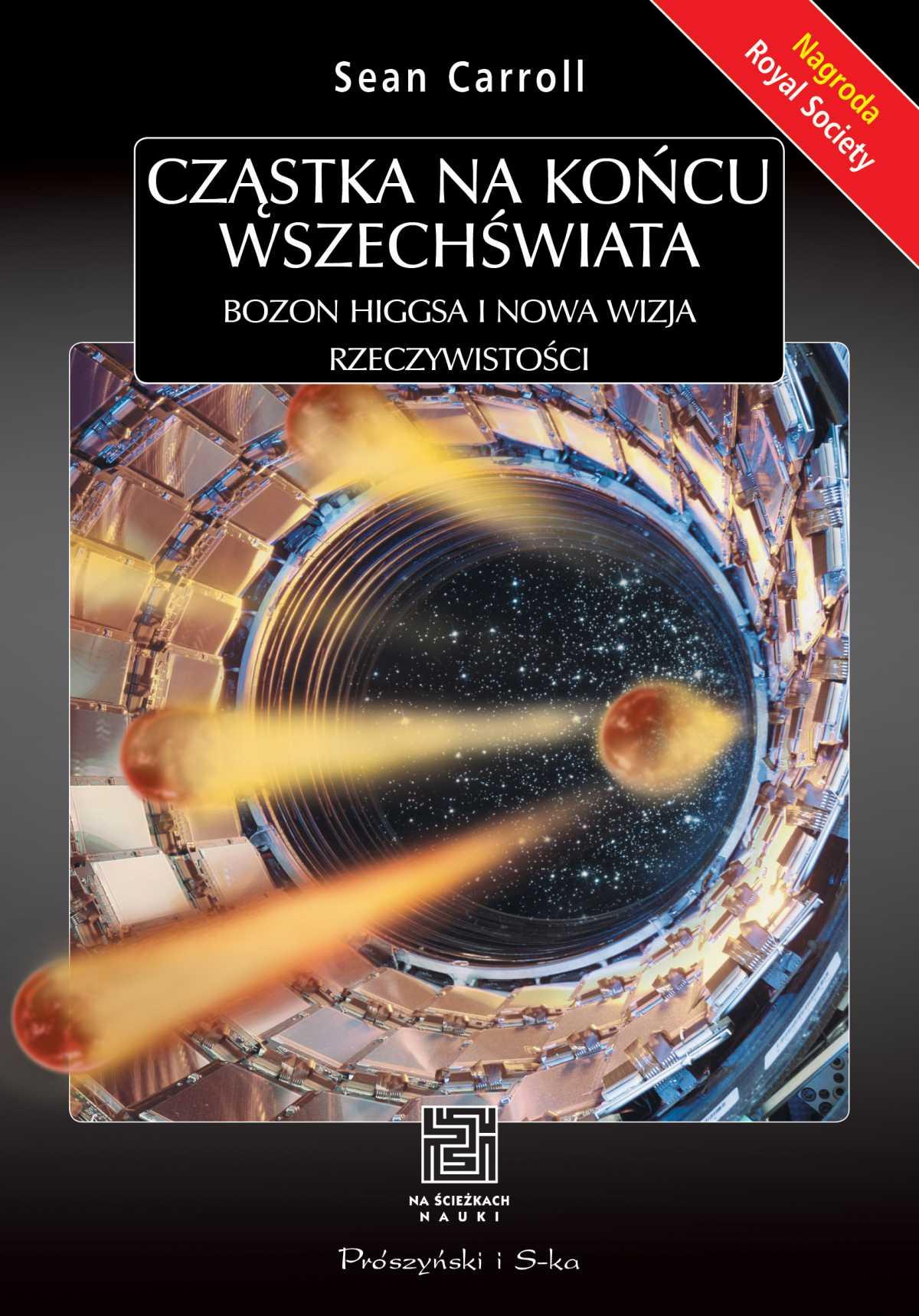 Cząstka na końcu Wszechświata - Ebook (Książka na Kindle) do pobrania w formacie MOBI