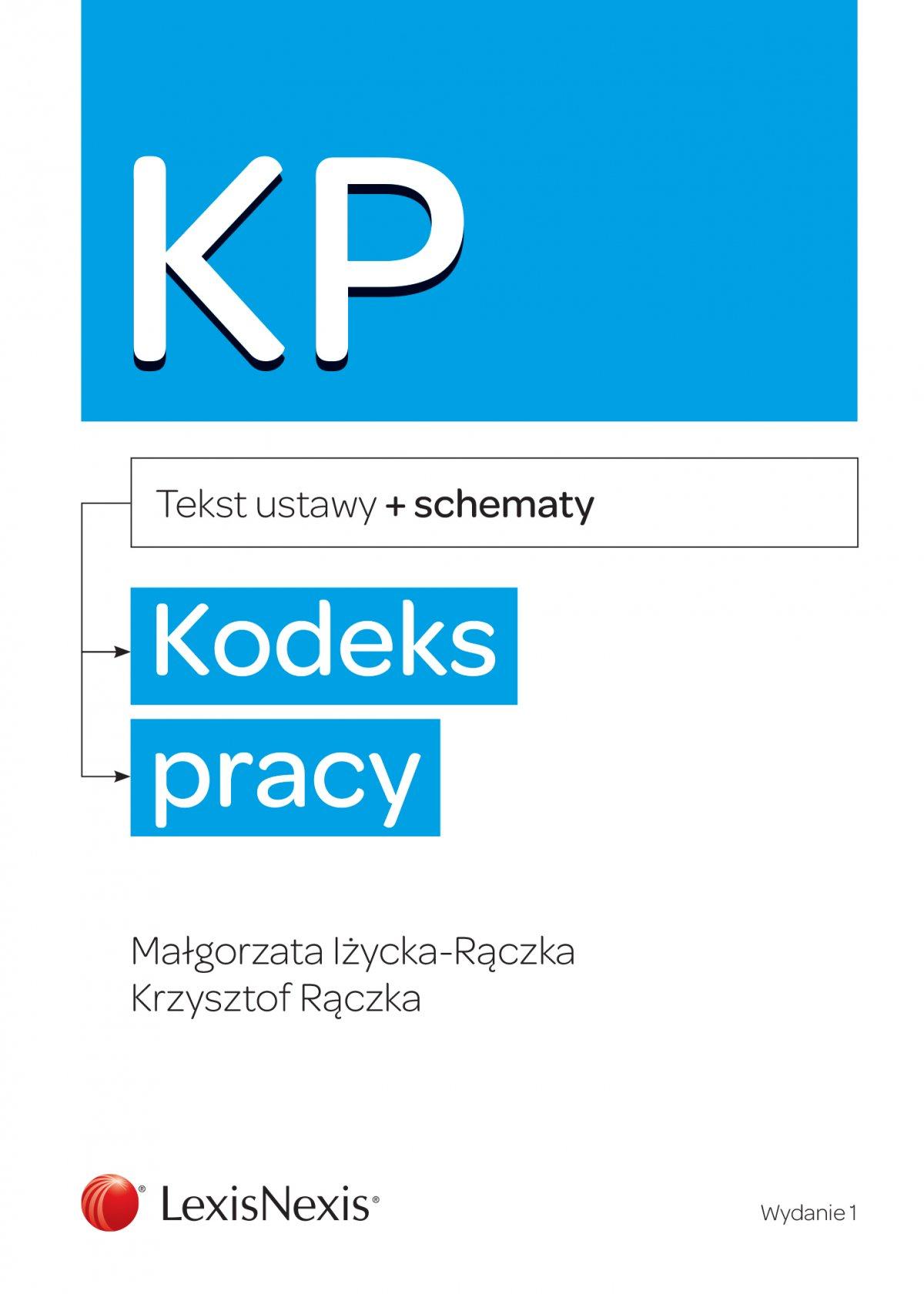 Kodeks pracy ze schematami. Wydanie 1 - Ebook (Książka PDF) do pobrania w formacie PDF