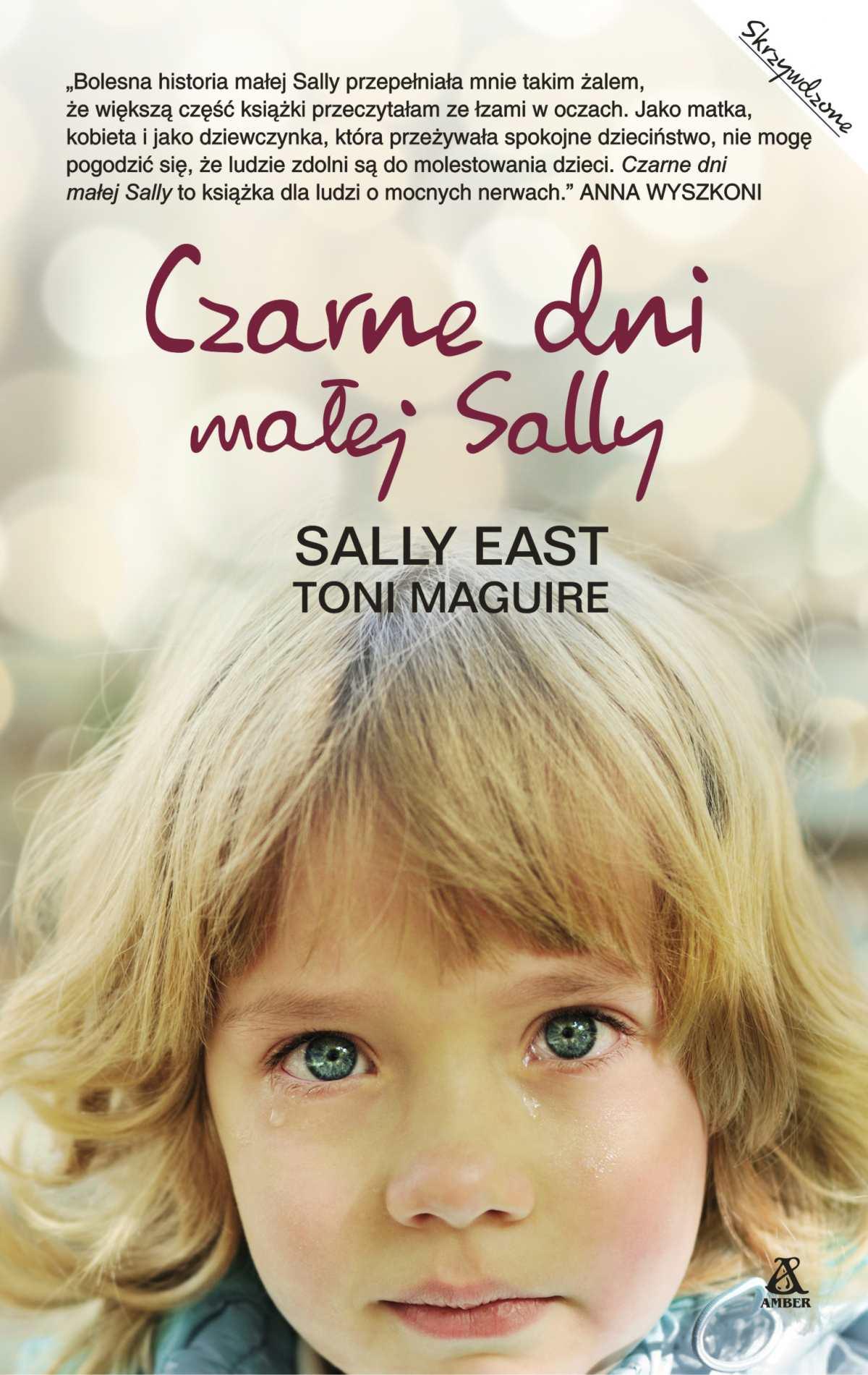 Czarne dni małej Sally - Ebook (Książka EPUB) do pobrania w formacie EPUB