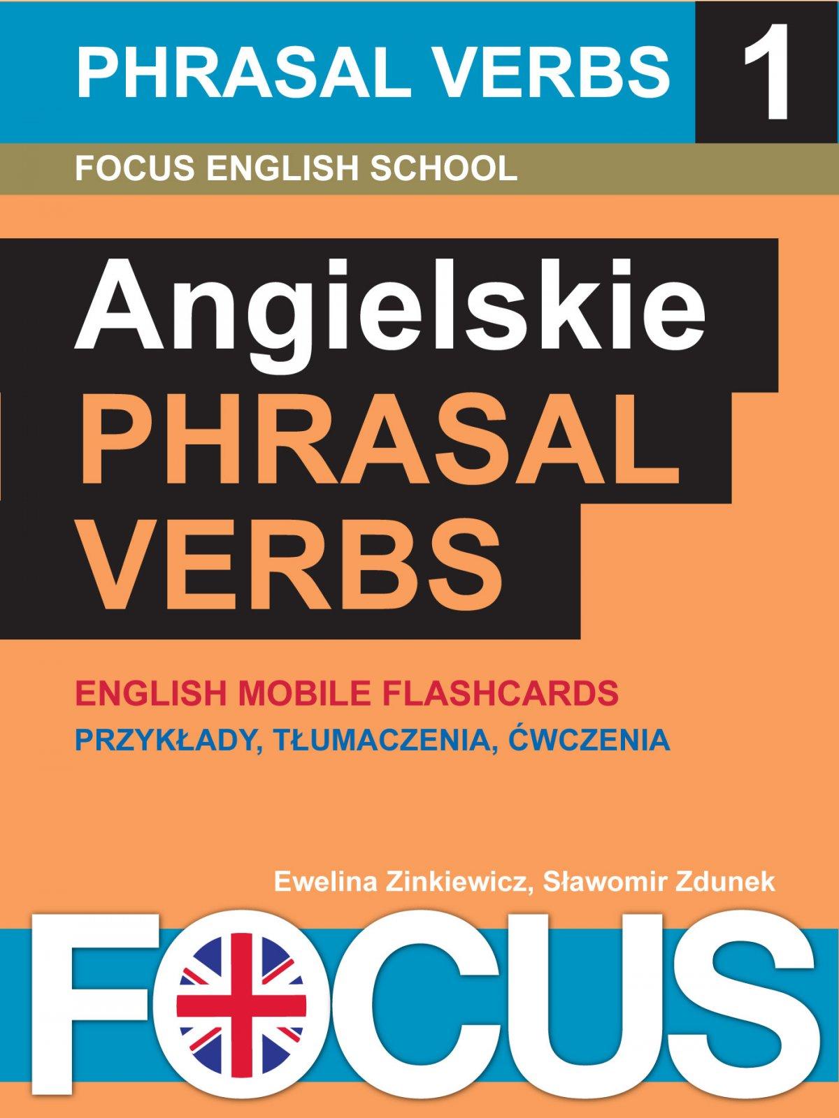 Angielskie Phrasal Verbs. Zestaw 1 - Ebook (Książka EPUB) do pobrania w formacie EPUB