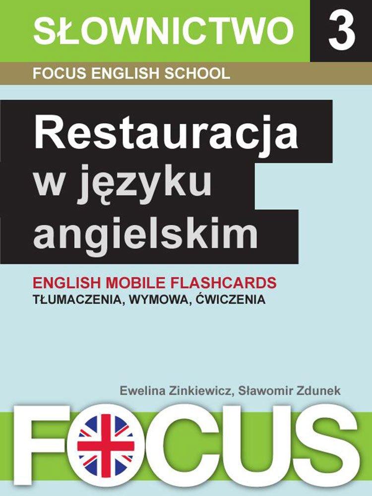 Restauracja w języku angielskim. Zestaw 3 - Ebook (Książka EPUB) do pobrania w formacie EPUB