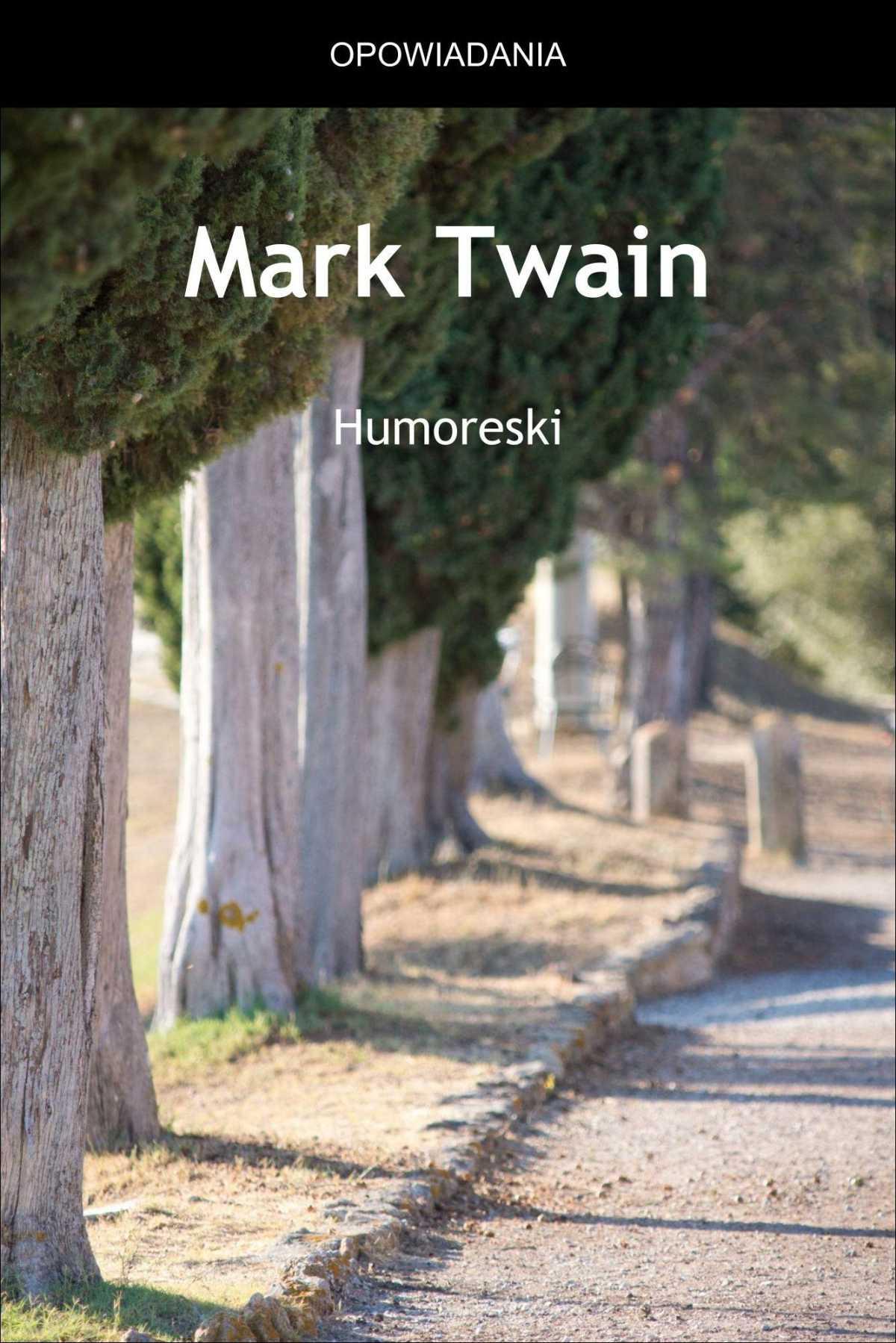 Humoreski - Ebook (Książka na Kindle) do pobrania w formacie MOBI