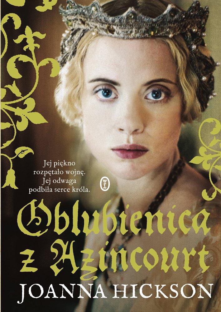 Oblubienica z Azincourt - Ebook (Książka na Kindle) do pobrania w formacie MOBI