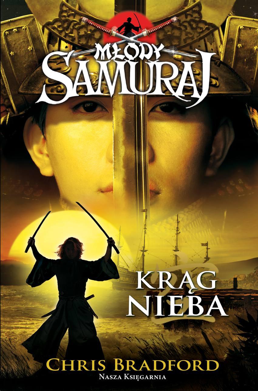 Młody samuraj 8. Krąg nieba - Ebook (Książka na Kindle) do pobrania w formacie MOBI
