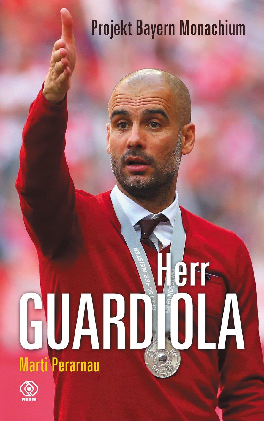 Herr Guardiola - Ebook (Książka na Kindle) do pobrania w formacie MOBI