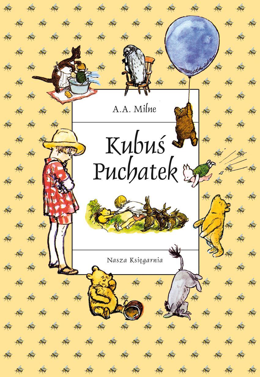 Kubuś Puchatek - Ebook (Książka na Kindle) do pobrania w formacie MOBI