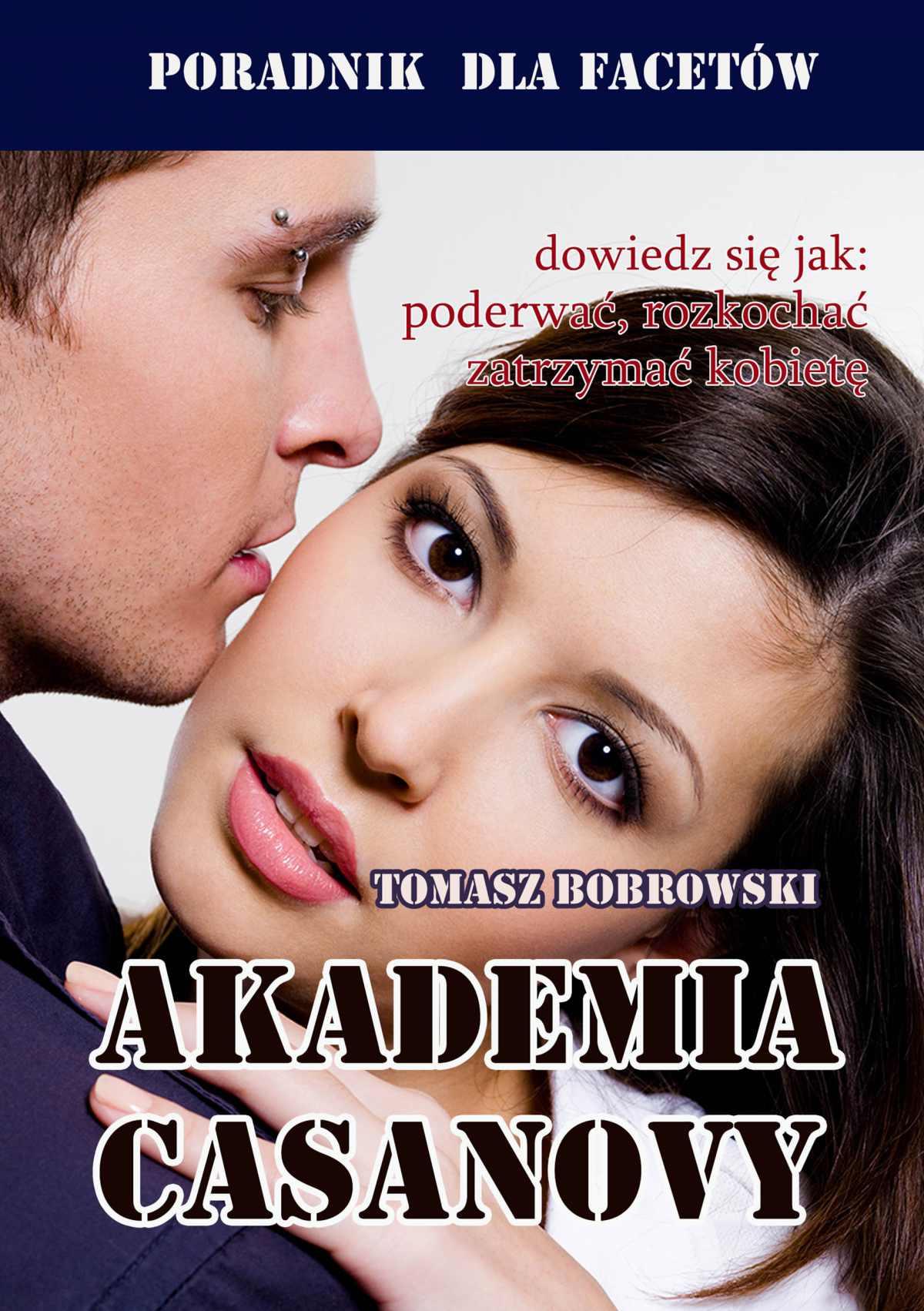 Akademia Casanovy - Ebook (Książka na Kindle) do pobrania w formacie MOBI