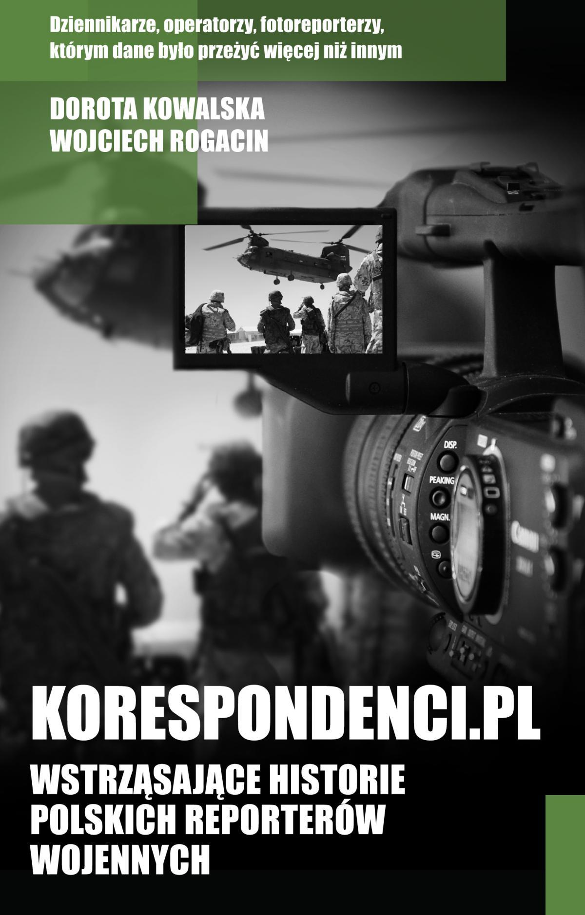 Korespondenci.pl - Ebook (Książka EPUB) do pobrania w formacie EPUB