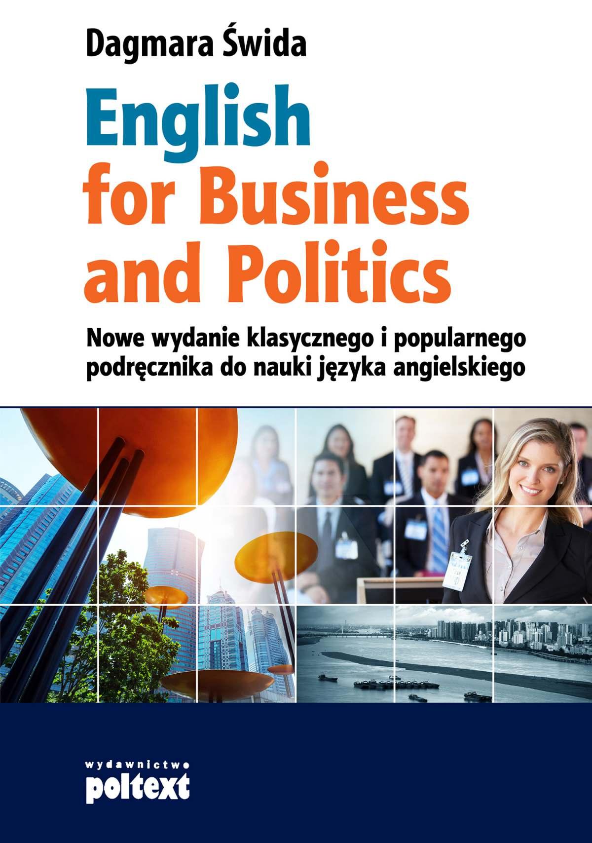 English for Business and Politics. - Ebook (Książka na Kindle) do pobrania w formacie MOBI