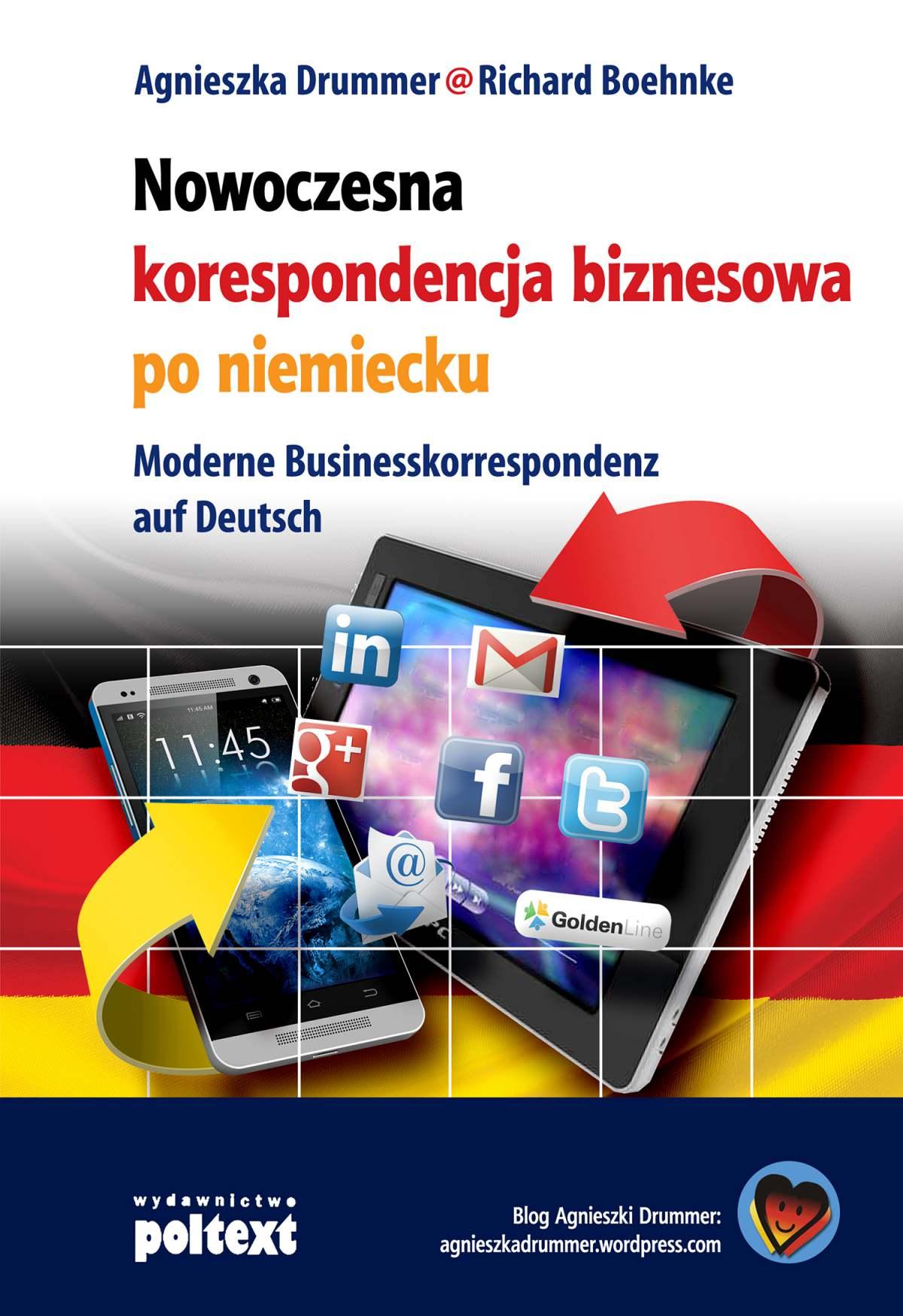 Nowoczesna korespondencja biznesowa po niemiecku - Ebook (Książka PDF) do pobrania w formacie PDF