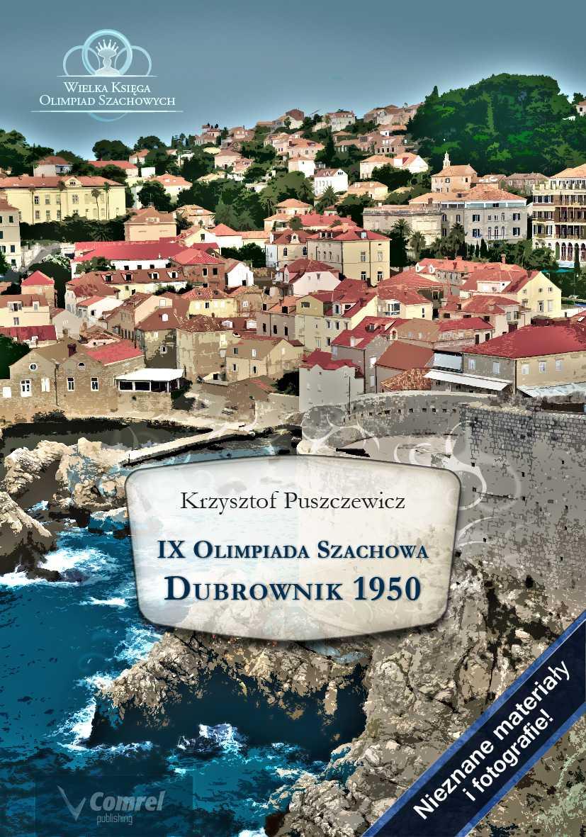 IX Olimpiada Szachowa. Dubrownik 1950 - Ebook (Książka PDF) do pobrania w formacie PDF