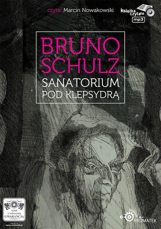 Sanatorium pod Klepsydrą - Audiobook (Książka audio MP3) do pobrania w całości w archiwum ZIP
