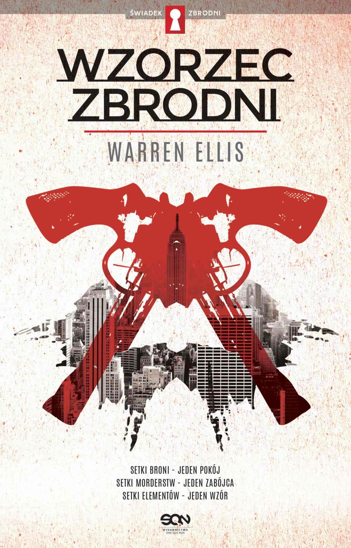 Wzorzec zbrodni - Ebook (Książka EPUB) do pobrania w formacie EPUB