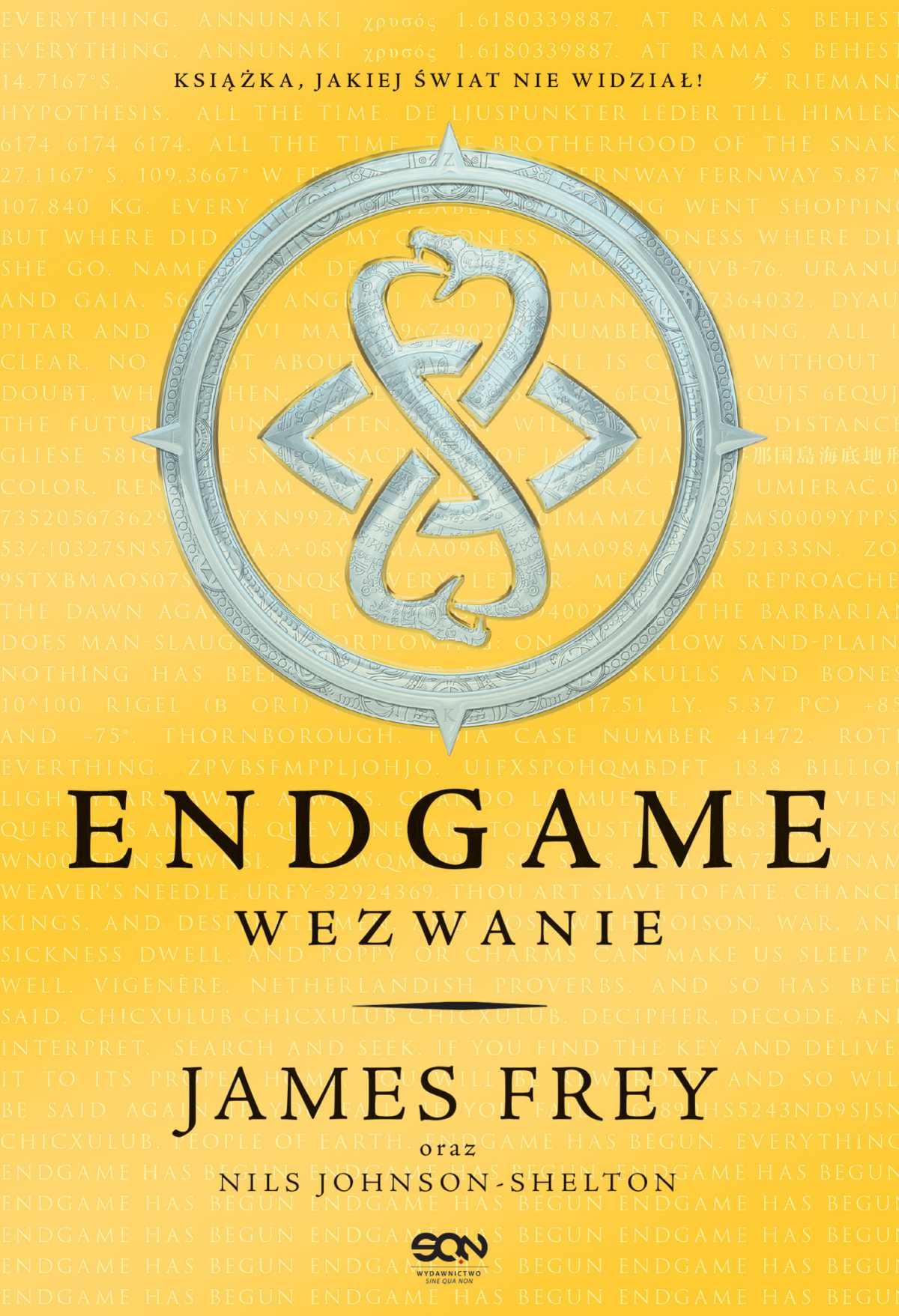 Endgame. Wezwanie - Ebook (Książka EPUB) do pobrania w formacie EPUB