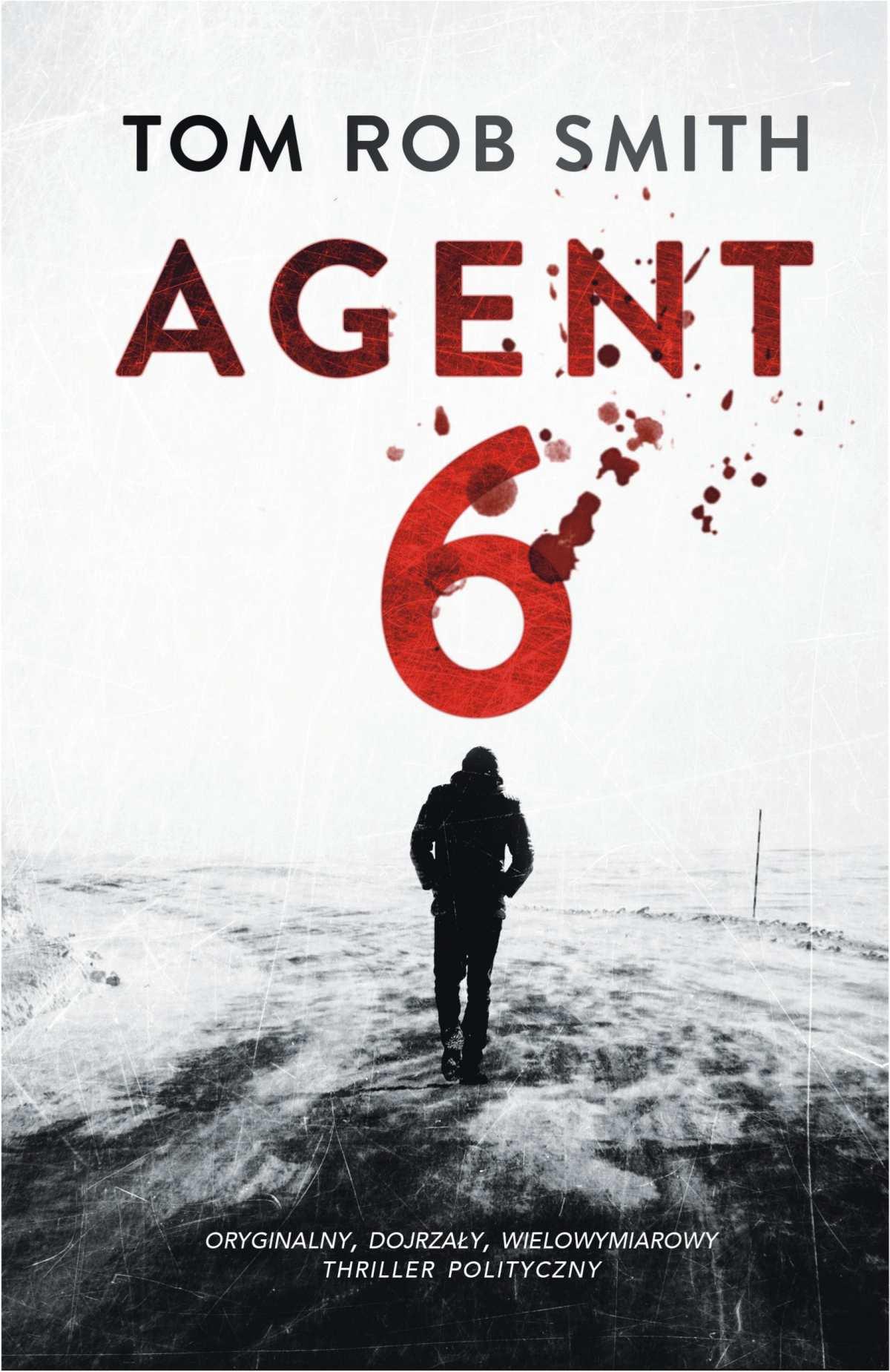 Agent 6 - Ebook (Książka EPUB) do pobrania w formacie EPUB