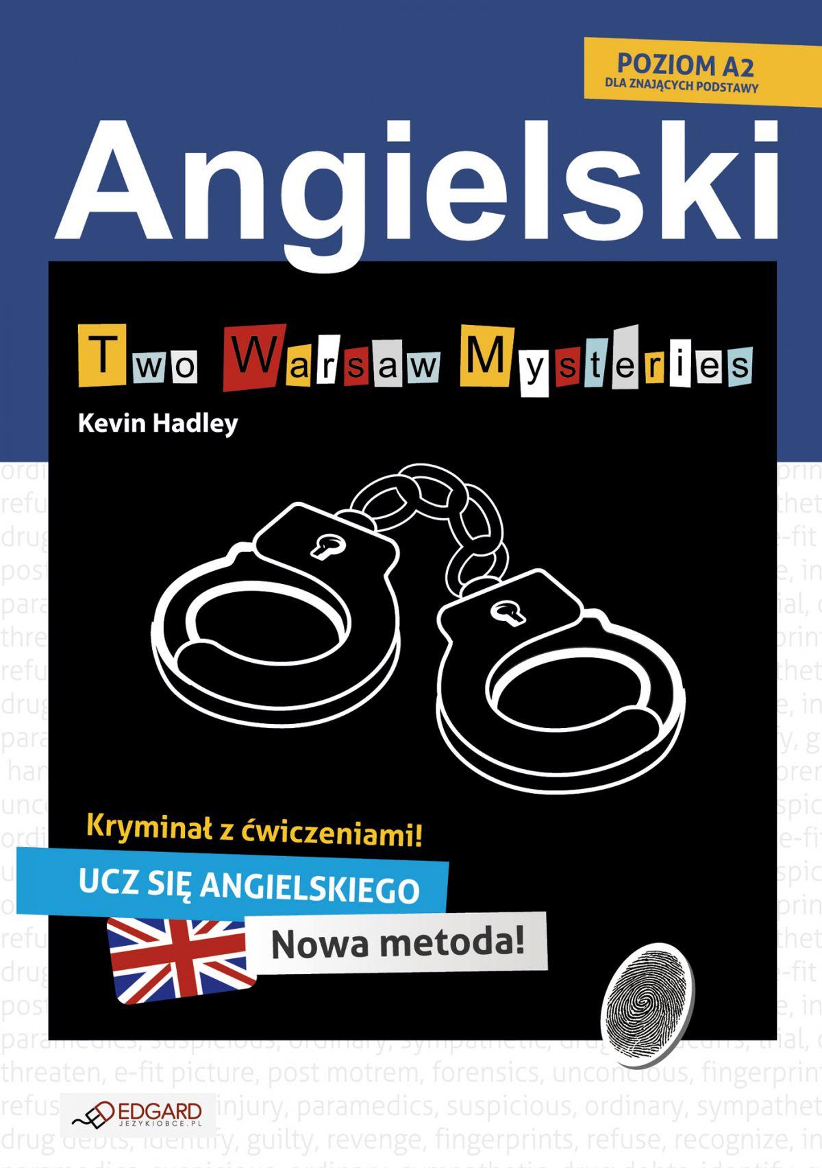 Two Warsaw Mysteries. Angielski kryminał z ćwiczeniami - Ebook (Książka na Kindle) do pobrania w formacie MOBI