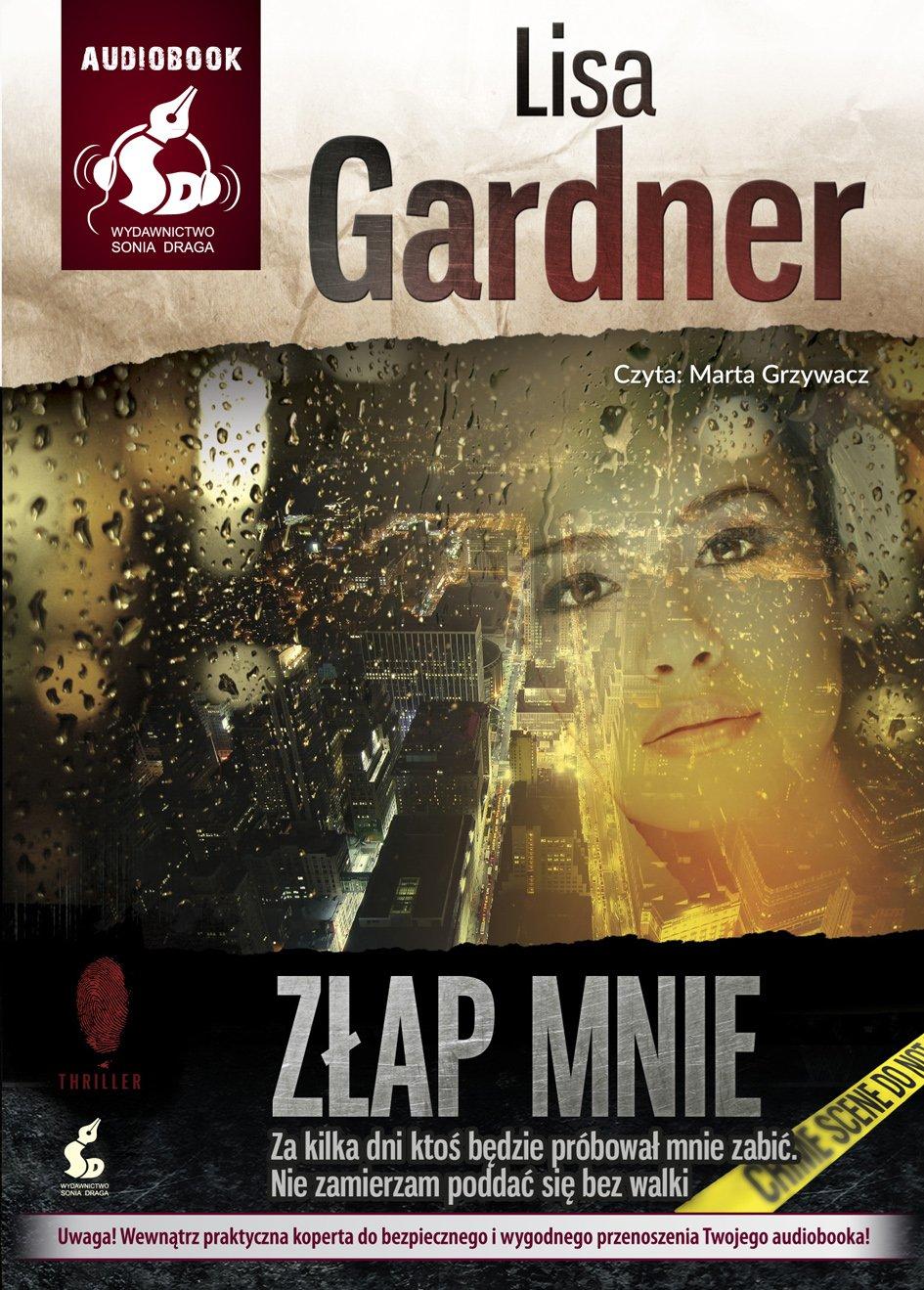 Złap mnie - Audiobook (Książka audio MP3) do pobrania w całości w archiwum ZIP