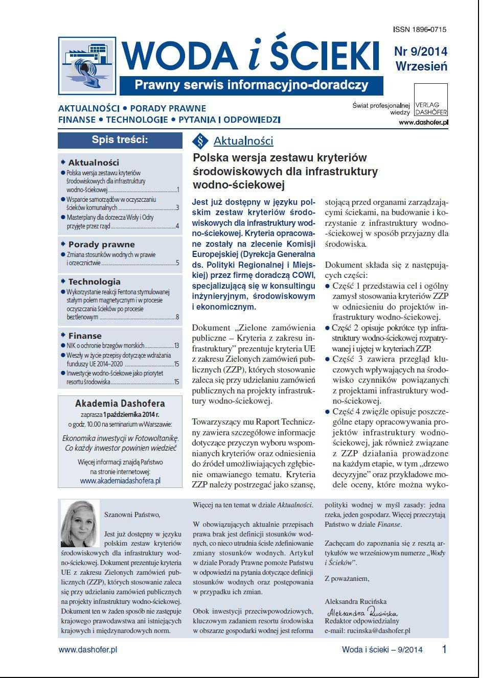 Woda i... - Ebook (Książka PDF) do pobrania w formacie PDF