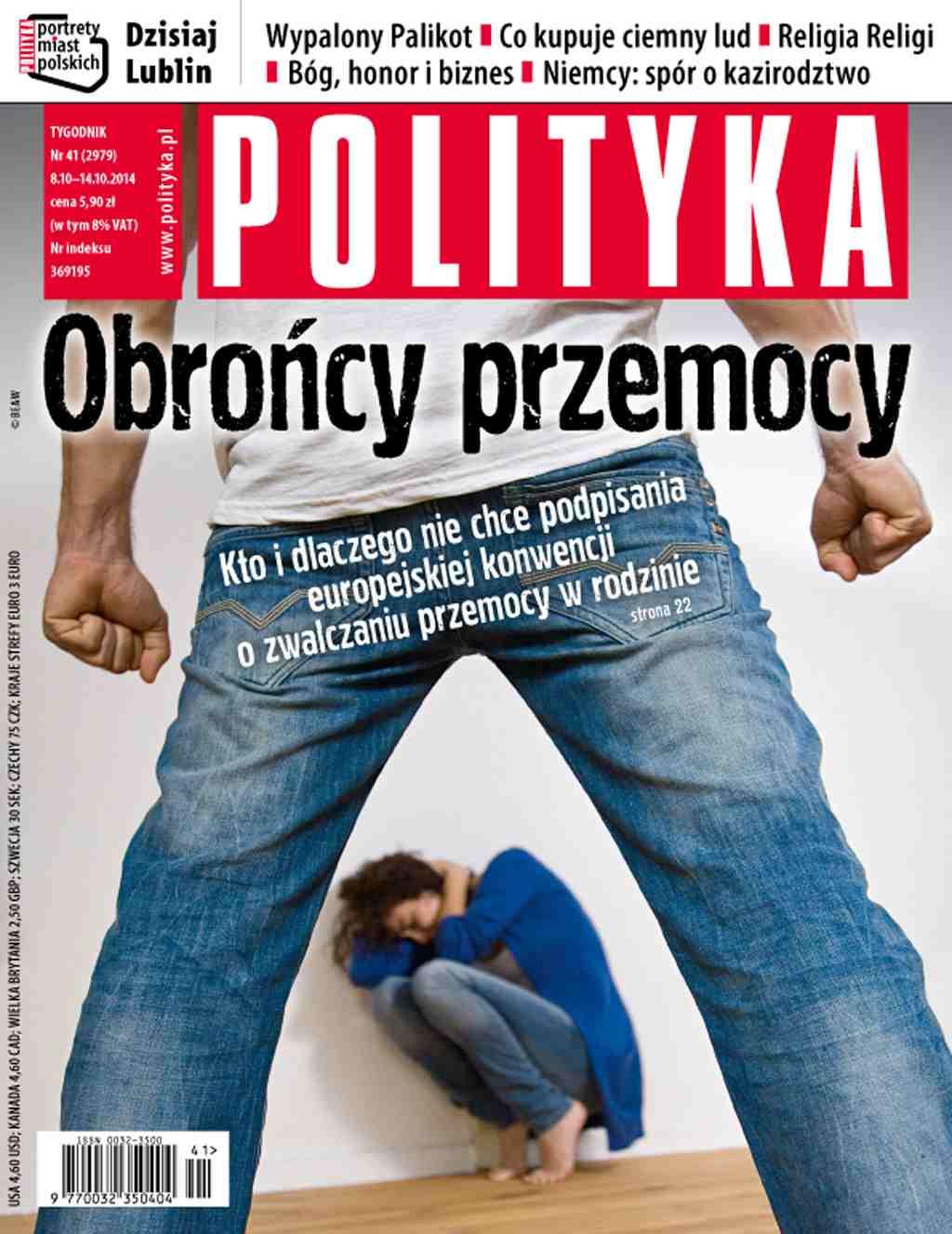 Polityka nr 41/2014 - Ebook (Książka PDF) do pobrania w formacie PDF