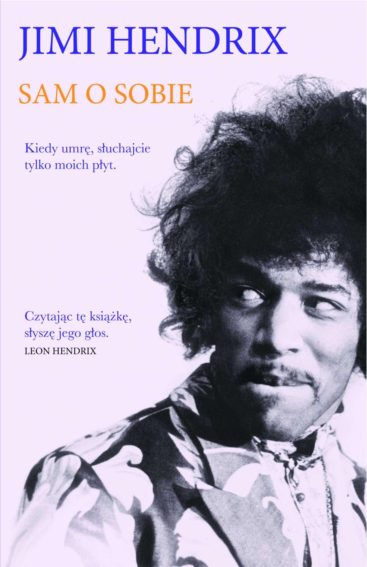 Jimi Hendrix. Sam o sobie - Ebook (Książka EPUB) do pobrania w formacie EPUB