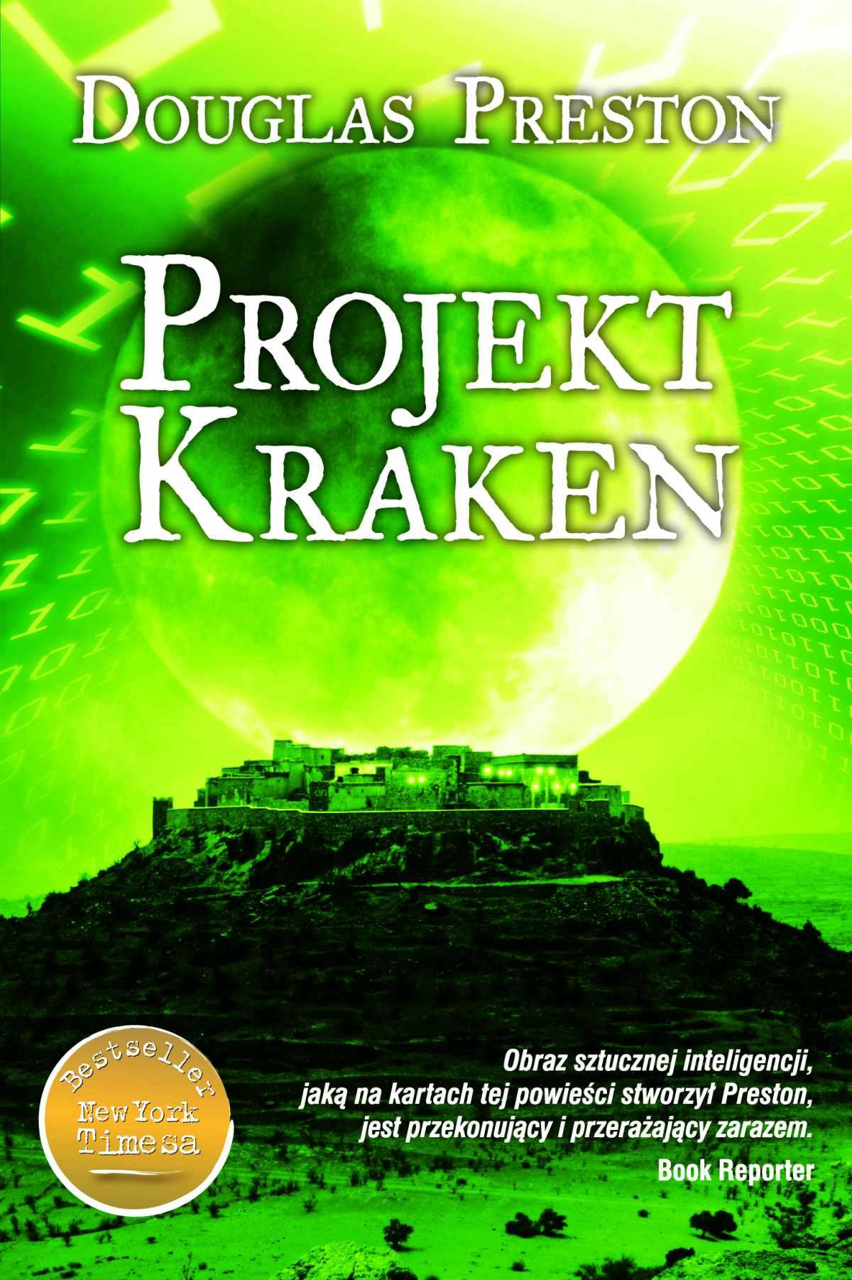 Projekt Kraken - Ebook (Książka EPUB) do pobrania w formacie EPUB