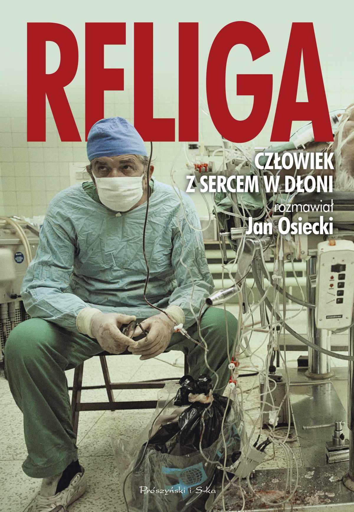 Religa. Człowiek z sercem w dłoni - Ebook (Książka EPUB) do pobrania w formacie EPUB