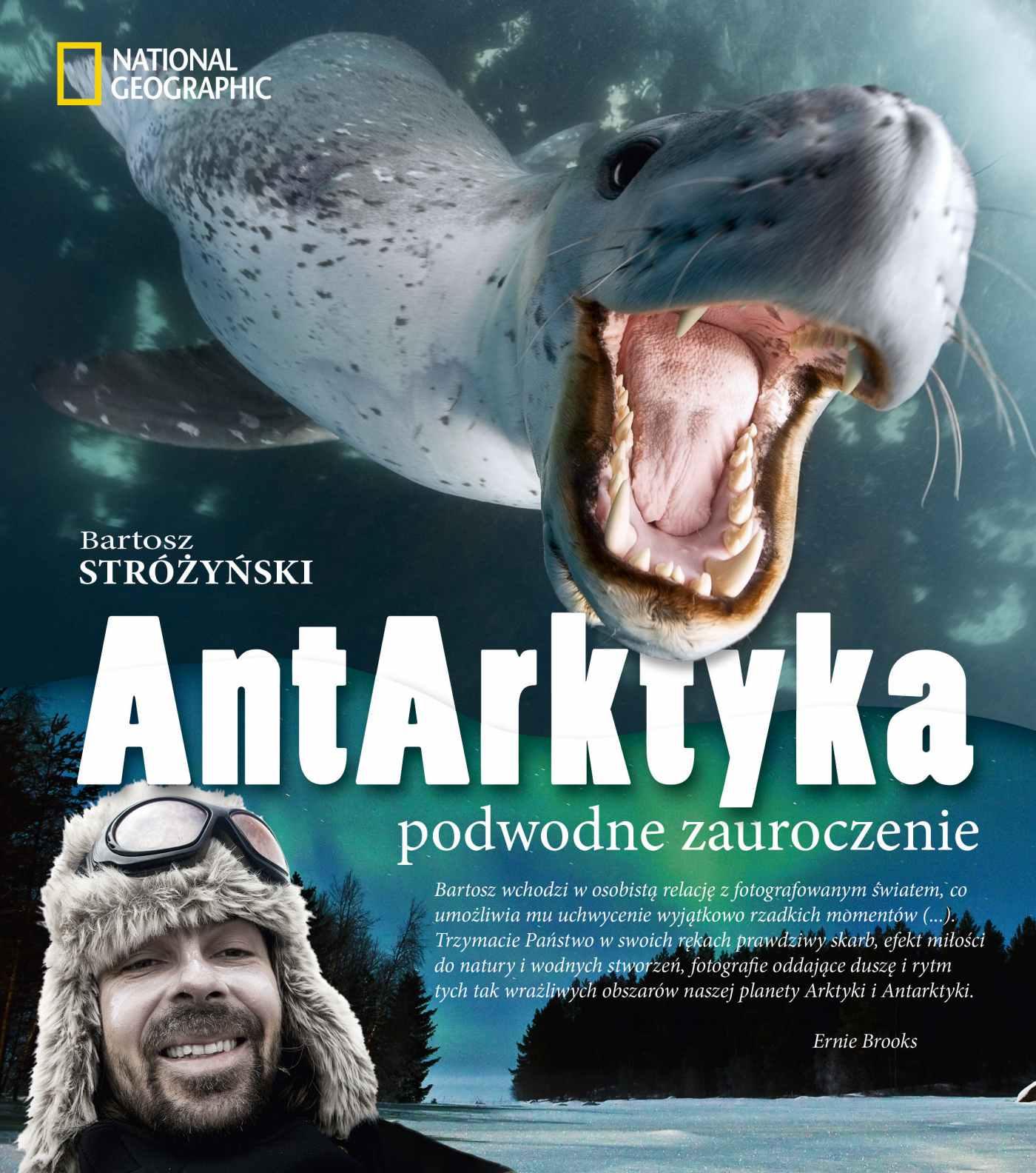 AntArktyka. Podwodne zauroczenie - Ebook (Książka EPUB) do pobrania w formacie EPUB