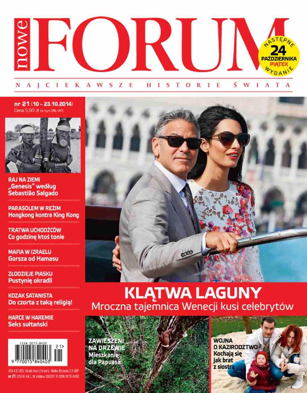 Forum nr 21/2014 - Ebook (Książka PDF) do pobrania w formacie PDF