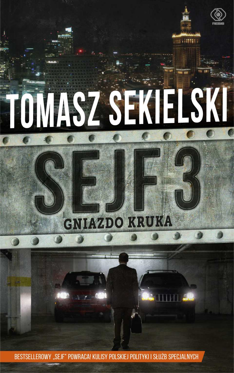 Sejf 3. Gniazdo Kruka - Ebook (Książka EPUB) do pobrania w formacie EPUB